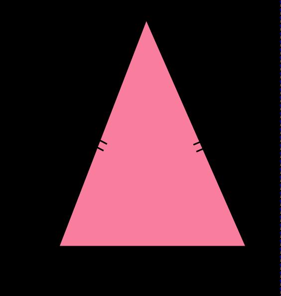de omtrek van een driehoek berekenen
