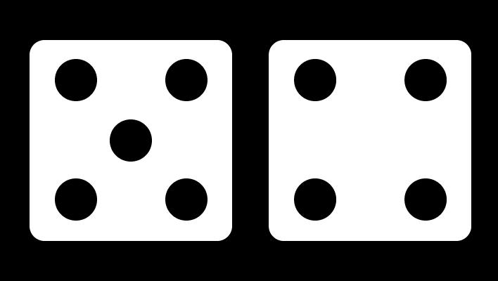 9 op de dobbelsteen, rekenen met de dobbelsteen, groep 2 en 3